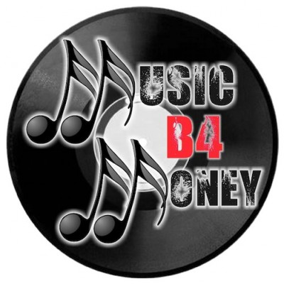 Music B4 Money Logo