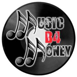 Music B4 Money Logo