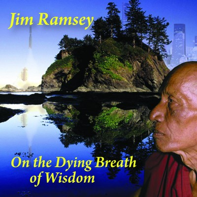 On the Dying Breath of Wisdom (CD Front Cover)