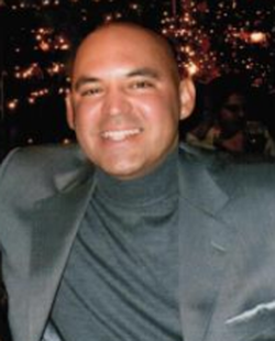 Gregory Salcido pictured in 2012