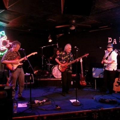 Dan Electro's Guitar Bar, 2014