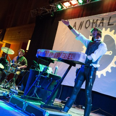 Live at Anomalycon 2014