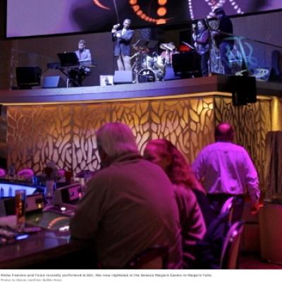 Miche Fambro & Faixa @ Seneca Niagara Casino