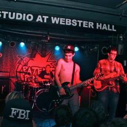 Midnight Foolishness at Webster hall