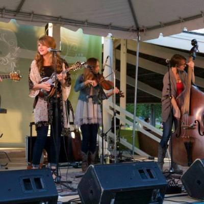 Rock Bend Folk Festival