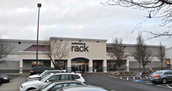 A Nordstrom Rack store in                                 Hillsboro, Oregon