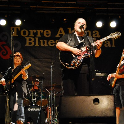 Rusty Wright Band - Torre Alfina Blues Fest, Italy