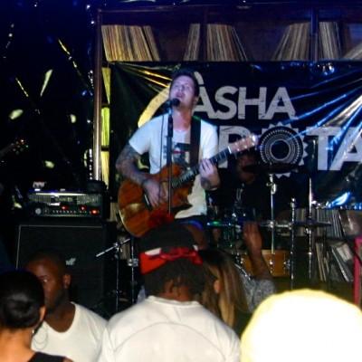 Sasha and the Bad Ass Band
