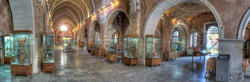 Archaeological Museum of Chania / displays.