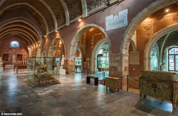 Archaeological Museum of Chania / exhibits.