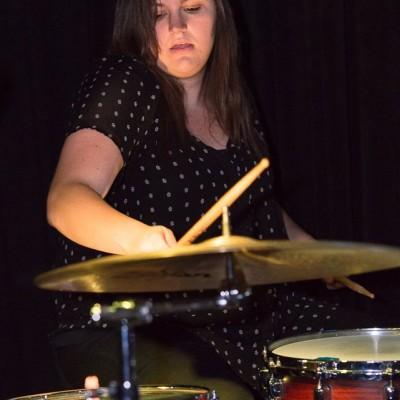 Dionna DeRose Drums