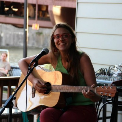 Susanna Rose at Towpath Cafe