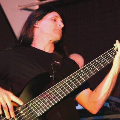 Chris Willshire as John Myung
