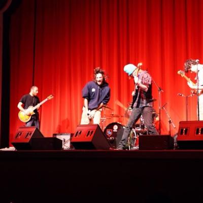 TARZANDRAGON Live at The Theatre DeVille