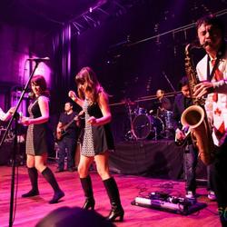The Moan live @ The Yost Theater, Santa Ana, CA