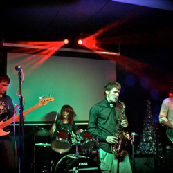 Live at Creatures Cafe