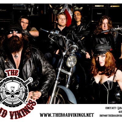 The Road Vikings' Official Band Photo