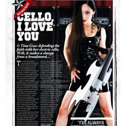 Metal Hammer UK Feature