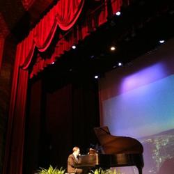 Tyler - Opera House on Stage