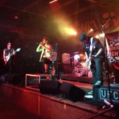 UNDERGROUND FIGHT CLUB LIVE PHOTO 1