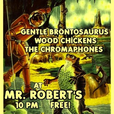 8/23/14 At Mr. Robert's