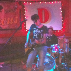 Jesse On Drums