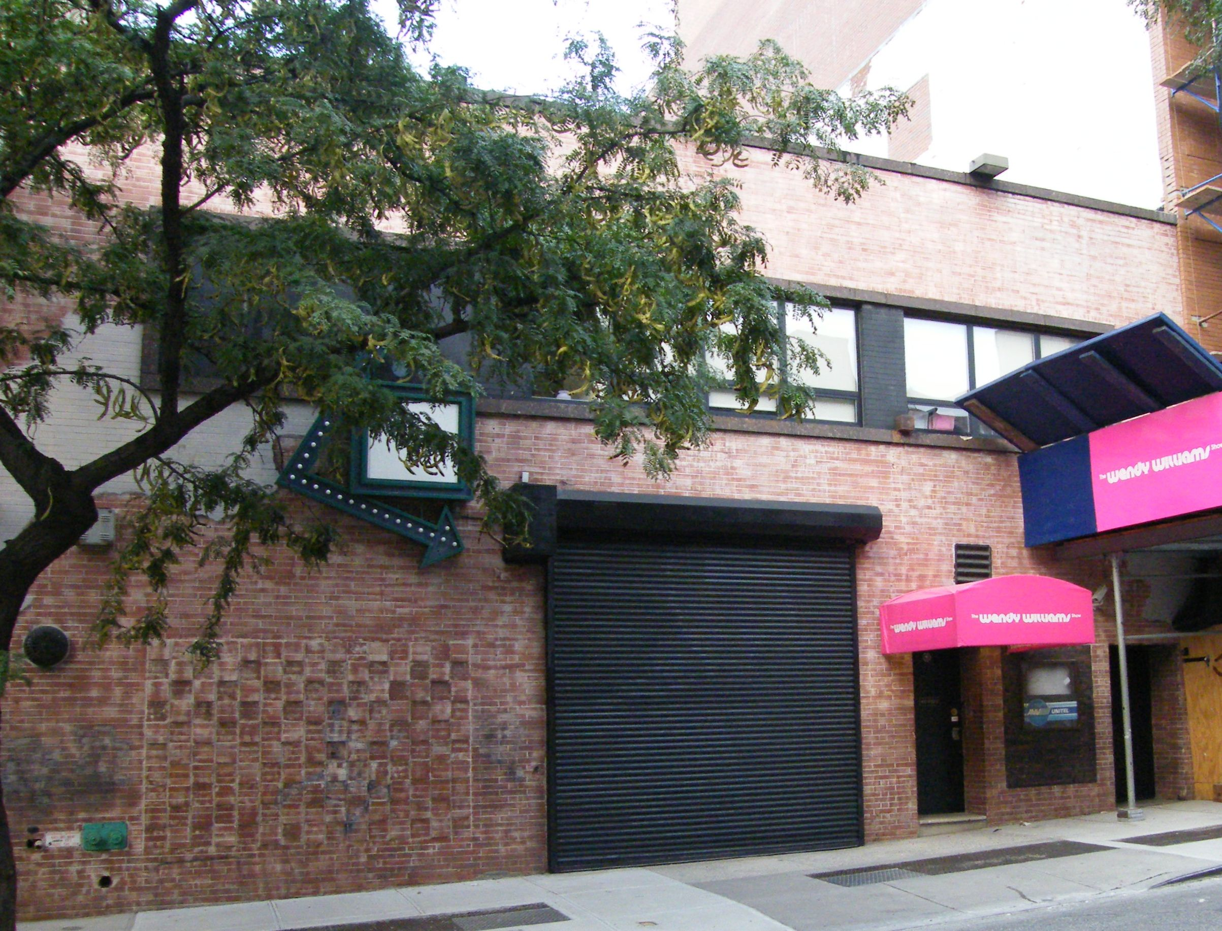 AMV 53rd Street Studio where the show was produced from Season 1–3