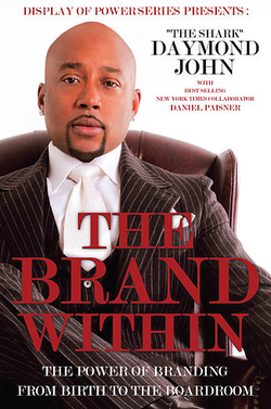 Book cover of The Brand Within.