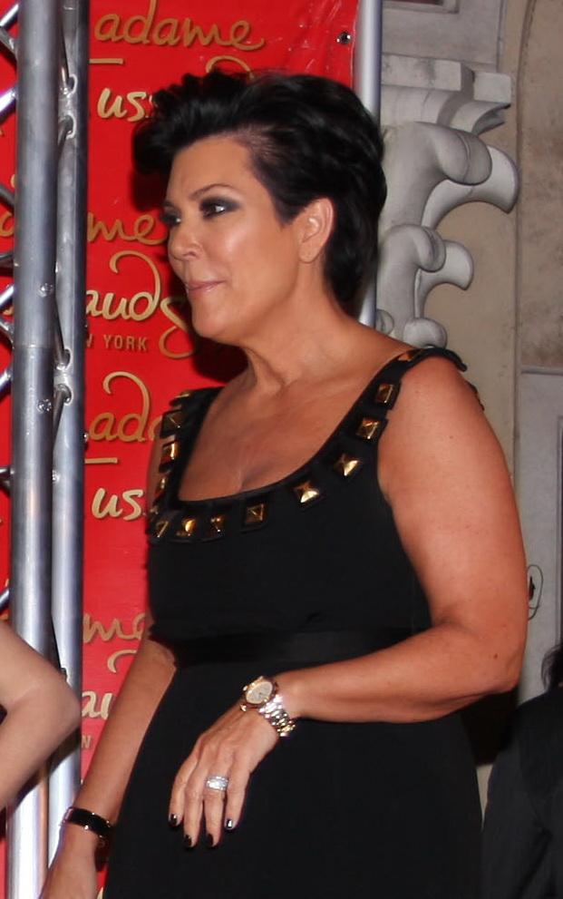 Kris Jenner in 2010