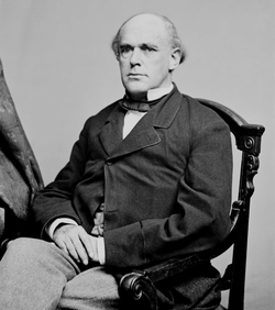 Salmon Portland Chase                                was Lincoln's choice to be                                 Chief Justice of the United States                                .
