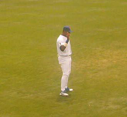 Sammy Sosa was the captain of the Chicago Cubs during his tenure with the team.