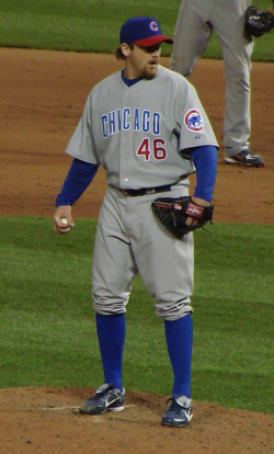 Dempster emerged in 2004 and became the Cubs' regular closer.
