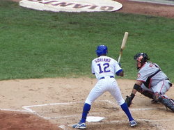 Alfonso Soriano signed with the club in 2007
