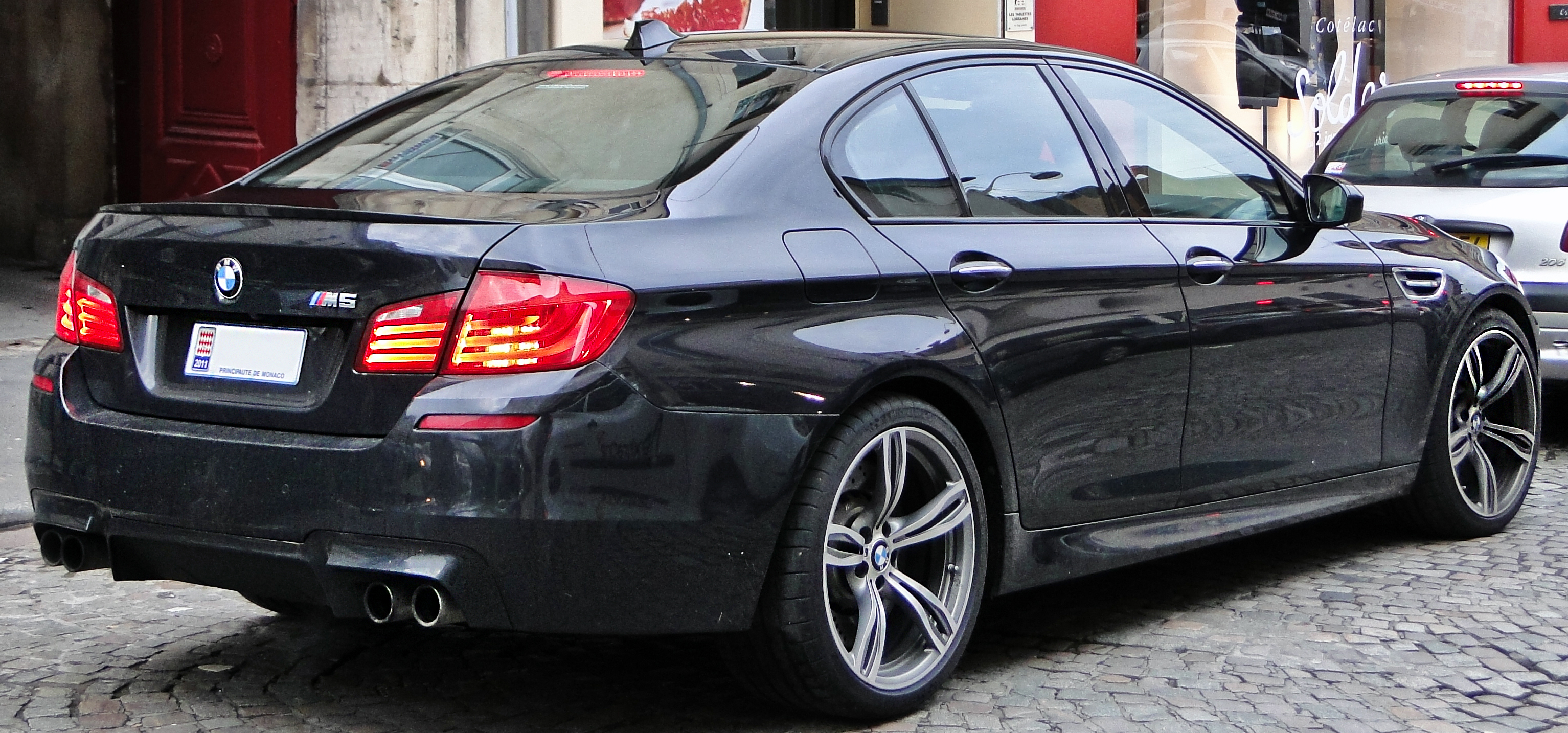 BMW M5 | Wiki | Everipedia, the encyclopedia of everything