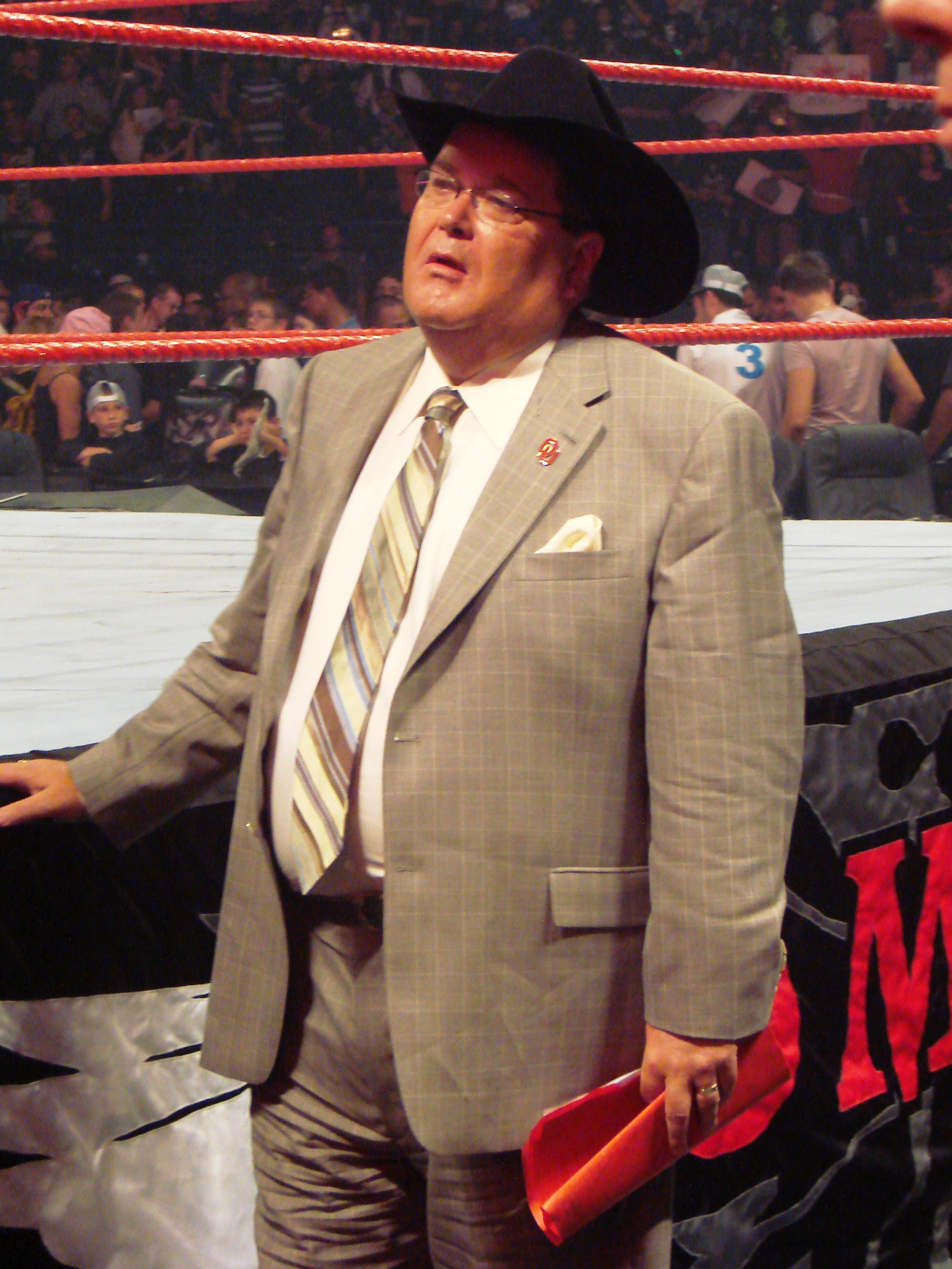 WWE Hall of Famer Jim Ross has endorsed Styles