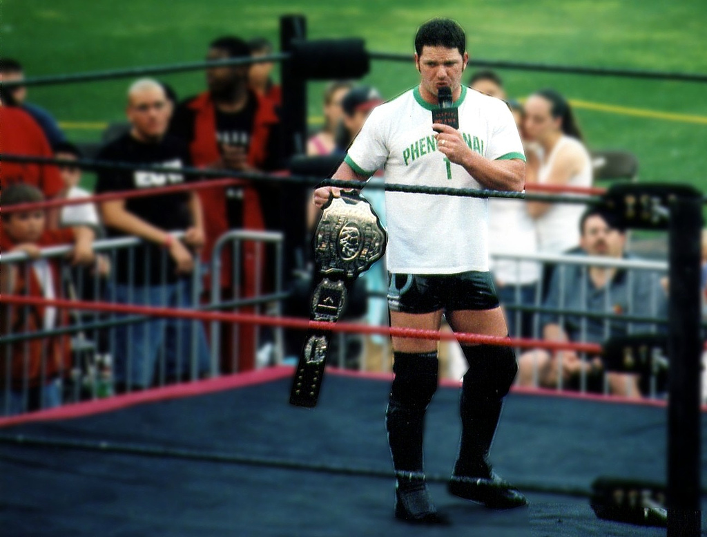 Styles has won numerous independent championships, including being a three-time Ballpark Brawl Natural Heavyweight Champion.
