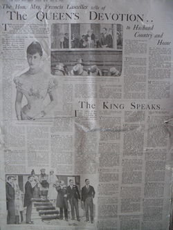 A page from the Daily Mail Silver Jubilee Issue, 1935