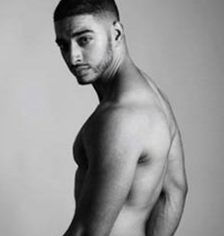 Laith Ashley.