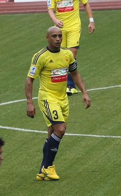 Roberto Carlos in August 2011