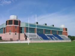 University of Rhode Island's Meade Stadium and Ryan Center