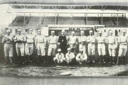 1884 Baseball Champion Providence Grays