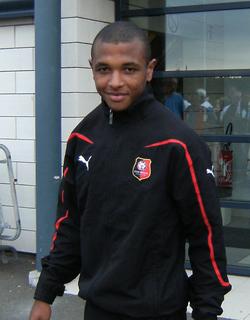 Algerian footballer Yacine Brahimi