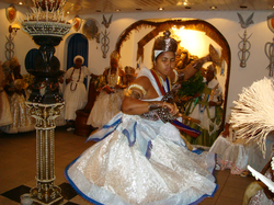 Brazilian Candomblé ceremony