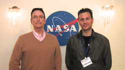 Jonathan Dowling                                ​ and                                 Christopher Altman                                ​ at the inaugural                                 NASA                                ​                                 Quantum Future Technologies Conference                                ​