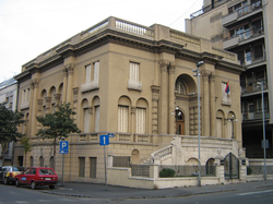 Nikola Tesla Museum in Belgrade, Serbia