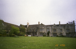 The Manor Studio, Richard Branson's recording studio in the manor house at the village of Shipton-on-Cherwell in Oxfordshire.