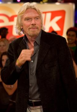 Branson at the 2008 Toronto International Film Festival.