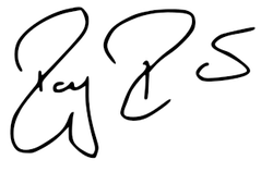 Federer's signature