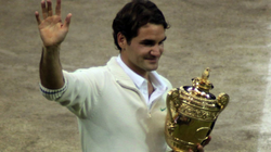 Federer won a record 17th Major, a record-equaling 7th Wimbledon, and returned to No. 1.