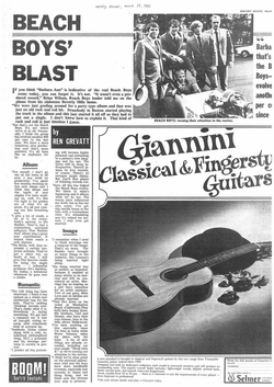 """Beach Boys' Blast"""